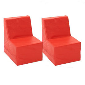 2 Youth Soft Foam Chairs, P40299