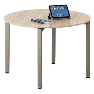 "At Work 42"" Round Conference Table , T10205"