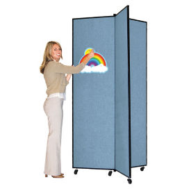 "Three Panel Display Tower - 3'8""W x 6'5""H, F40019"
