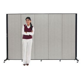 "Portable Room Divider - 9'5""W x 6'5""H, F40378"