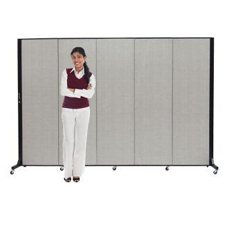 "Portable Room Divider - 9'5""W x 6'5""H, F40378"