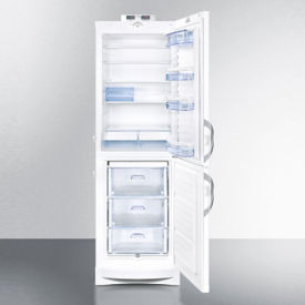Medical Refrigerator and Freezer Combo - 12 Cubic Ft, V21612
