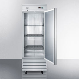 Reach-In Commercial Freezer - 23 Cubic Ft, V21626