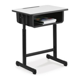Cantilever Base Adjustable Height Desk, J10083