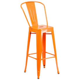 "Metal Bar Stool - 30""H, K10088"