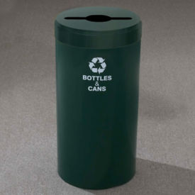"Mixed Recycling Unit with Paint Finish 12"" Diameter, R20085"