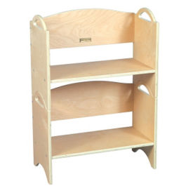 "18""H Stacking Bookshelves - Set of Two, B34568"
