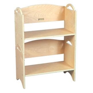 "18""H Stacking Bookshelves - Set of Two, B34568"