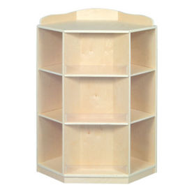 "Corner Book Nook - 44""H, B34580"