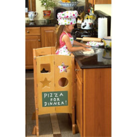 Kitchen Helper Step Stool, P30314