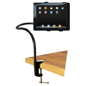 Goose-Neck Tablet Stand, M16339