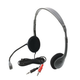 Multimedia Headphones with Microphone, M10349
