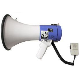 20 W Megaphone with Siren and External Microphone, M10362