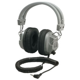 Deluxe Headphones with Inline Volume Control, M10366