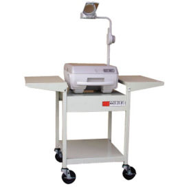 Steel Overhead Projector Cart, M16166