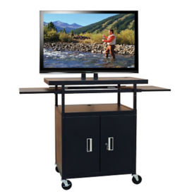 Flat Panel TV Cart 34-54'H, M16178