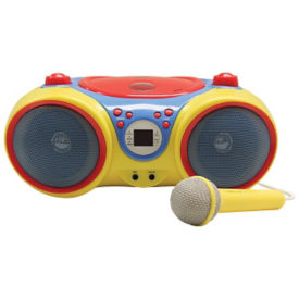 Kids Karaoke Player with Mic, M16364