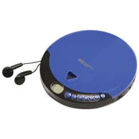Portable CD/CD-R Player, M16369