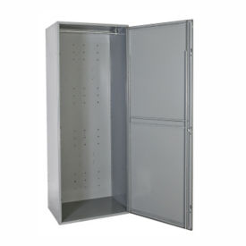 "Uniform Locker Single Tier - 84""H, B34152"