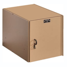 SpaceCube Plastic Locker, B34285