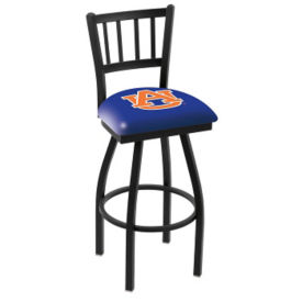 "College Logo Ladder-Backed Stool -  25""H, C80484"