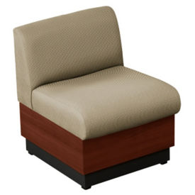 Chair with Fabric Upholstery, W60679