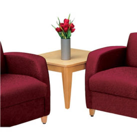 "Tapered Leg Coffee Table -28""W x 24""D, W60014"