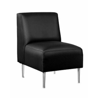 Club Chair with Fabric Upholstery, W60656