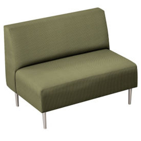 Loveseat with Fabric Upholstery, W60657