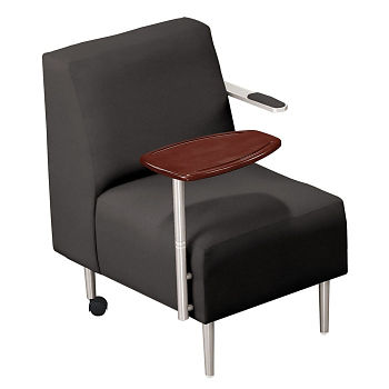 Tablet Arm Chair With Fabric Upholstery W60659 And More Products