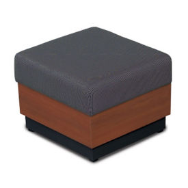 One-Seat Bench with Fabric Upholstery, W60676