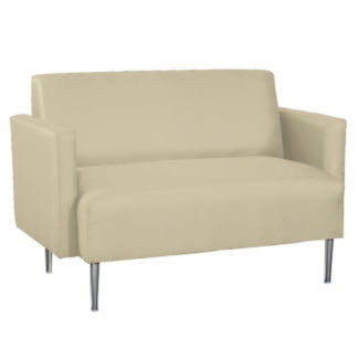 Vinyl Lounge Loveseat , W60760