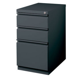 "Three Drawer Mobile Pedestal 23""D, L40804"