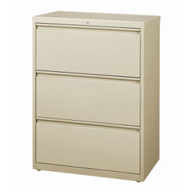 "30"" W Three Drawer Lateral File , L40842"