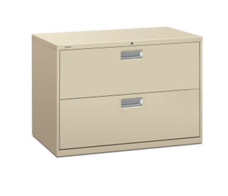 "Two Drawer Lateral File - 42""W, L40344"