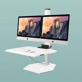 "30""W Dual iMac Monitor VESA Compliant Station , E10299"