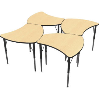 Four Desk Set, J10118