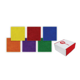 Joy In A Box Set of 24 Carpet Squares, P40149