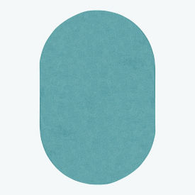 Just Kidding Oval Rug - 12' x 8', P30467
