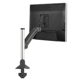 Kontour Single Monitor Desk Mount with Dynamic Column, E10283