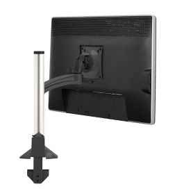 Kontour Articulating Column Single Monitor Desk Mount, E10288