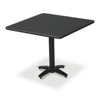"""30"""" Square Cafe Pedestal Table, K00016"""