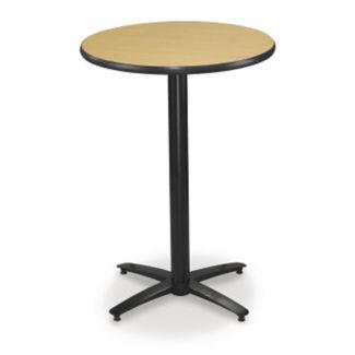 "42"" Round Bar-Height Pedestal Table, K00028"