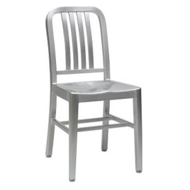 Aluminum Cafe Chair, K10070