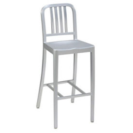 Aluminum Bar Height Stool , K10071