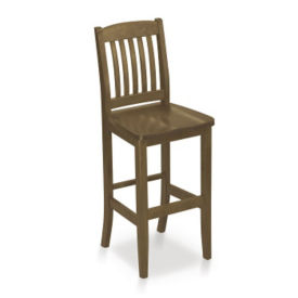 Traditionally Styled Barstool, K00015