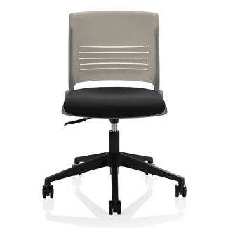Strive Armless Task Chair with Fabric Seat, C67747