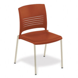Flexible Back Stack Chair, C67733