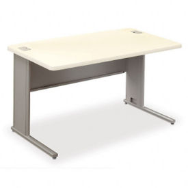 "48""W x 30""D Workzone Table Desk, J10022"
