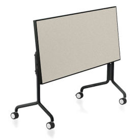 "Flip Top 24"" x 66"" Mobile Table, T11142"